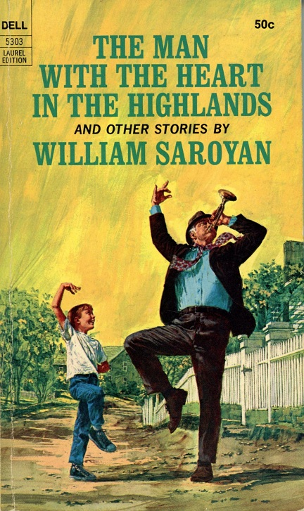 gaston william saroyan essay